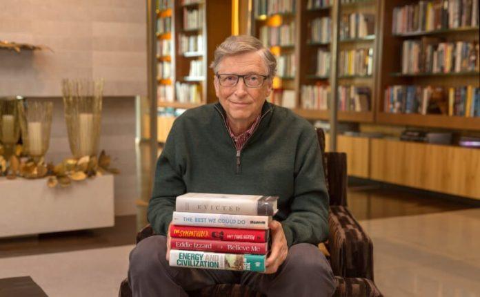 BillGates recommeding books for Entrepreneurs