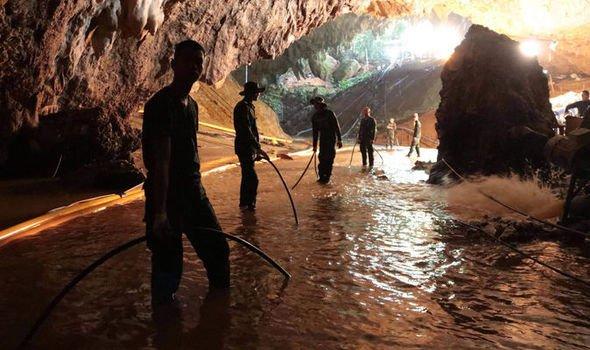 Thai cave rescue operation 985584