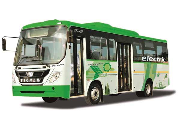 180205 Eicher Skyline Pro Smart Electric Bus