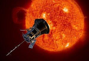 300px Parker Solar Probe 1