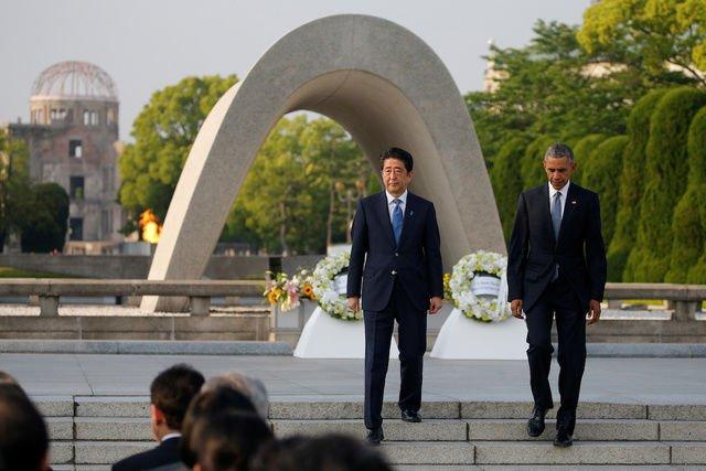 9 A historic meeting in Hiroshima