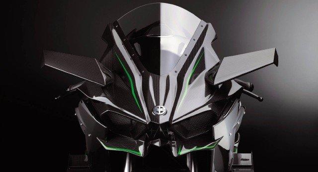 Kawasaki Ninja H2 Headlamp 133338
