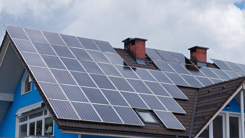 Kranj solar panels