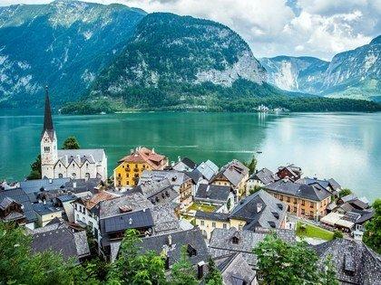 hallstatt austria cr getty