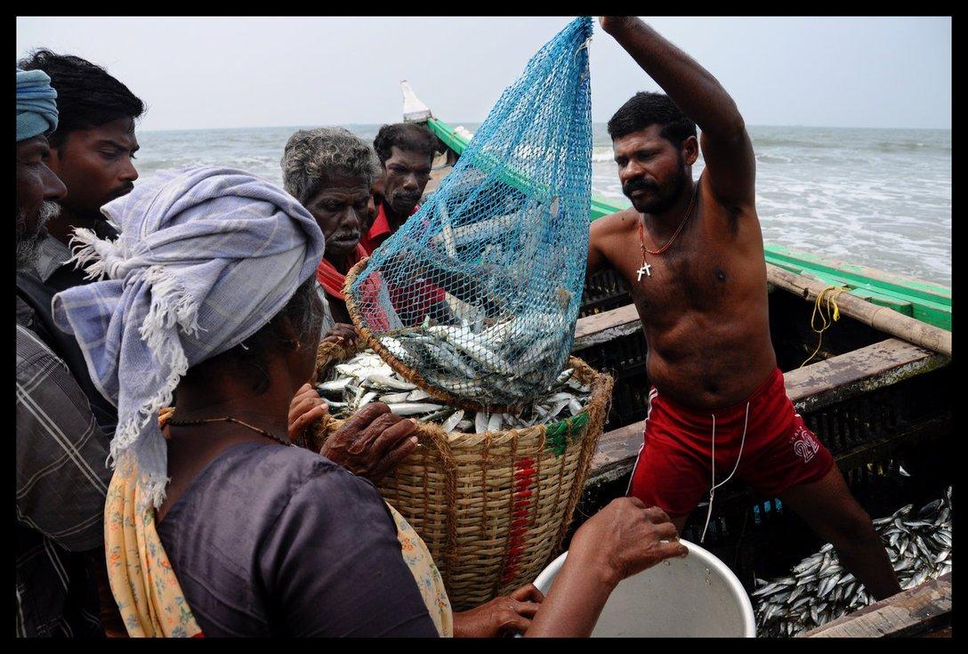 indian fishermen 3 by yanjin d4hjy7r