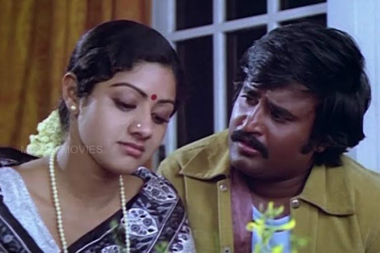 sridevi with rajini Youtube Mishri Tamil Movies