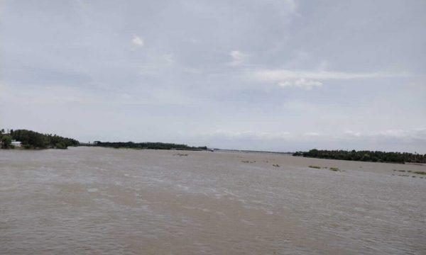 திருச்சி அருகில் காவிரி ஆறு