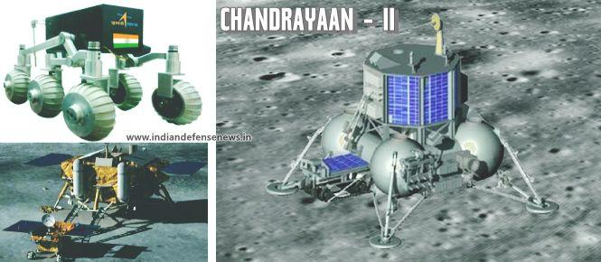 Chandrayaan II Mission 1