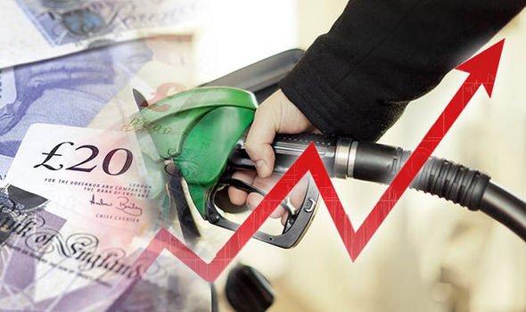 fuel price UK petrol diesel cars 891888