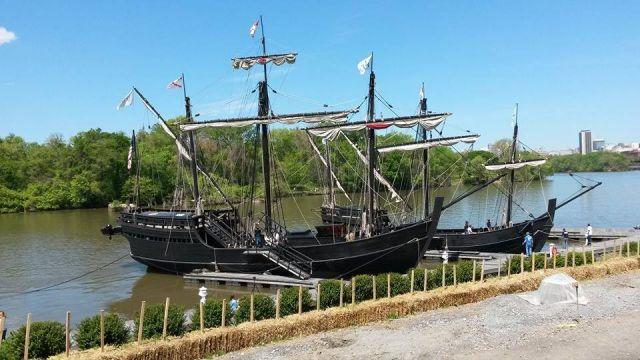 coloumbus ship