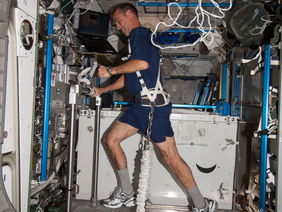 exercise on space