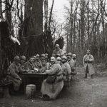 Lunch - World War-I