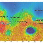 InSight's landing zone