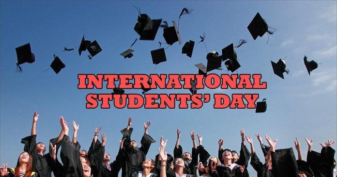 International Students' Day Veterinary