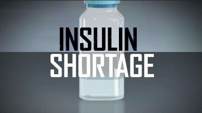 diabetes insulin shortage