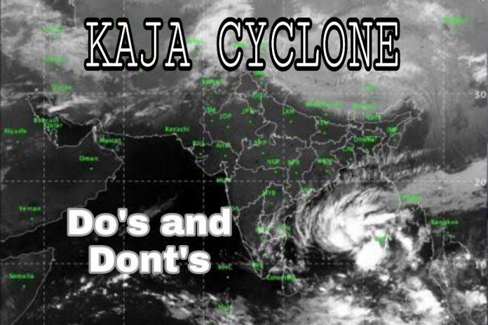 kaja cyclone