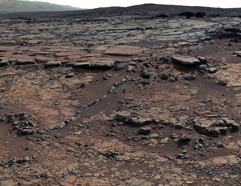 mars surface landing