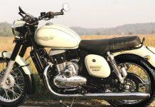 jawa bikes in india