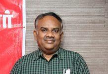 Writer S.Ramakrishnan