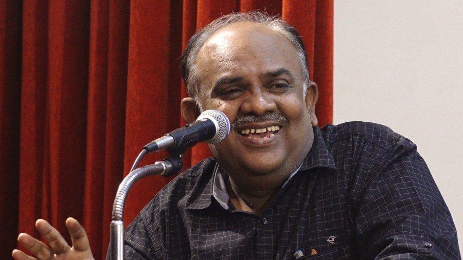 எஸ். ராமகிருஷ்ணன்