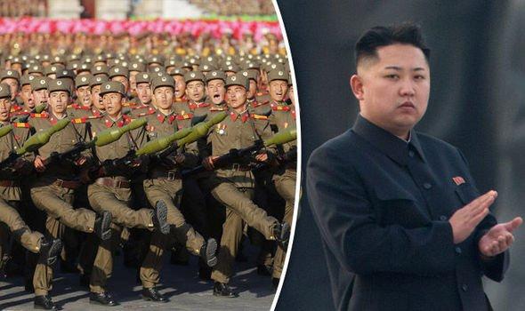 Kim-Jong-un koriya