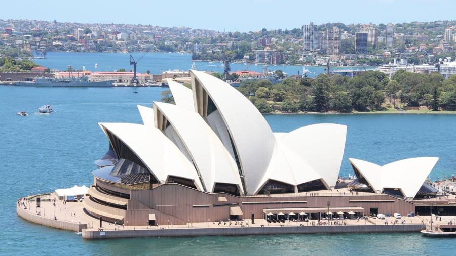 livable cities 2018 sydney opera