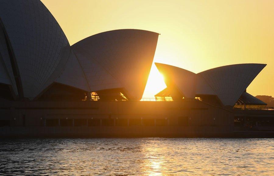 australia hot