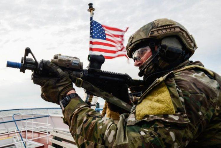 military america US