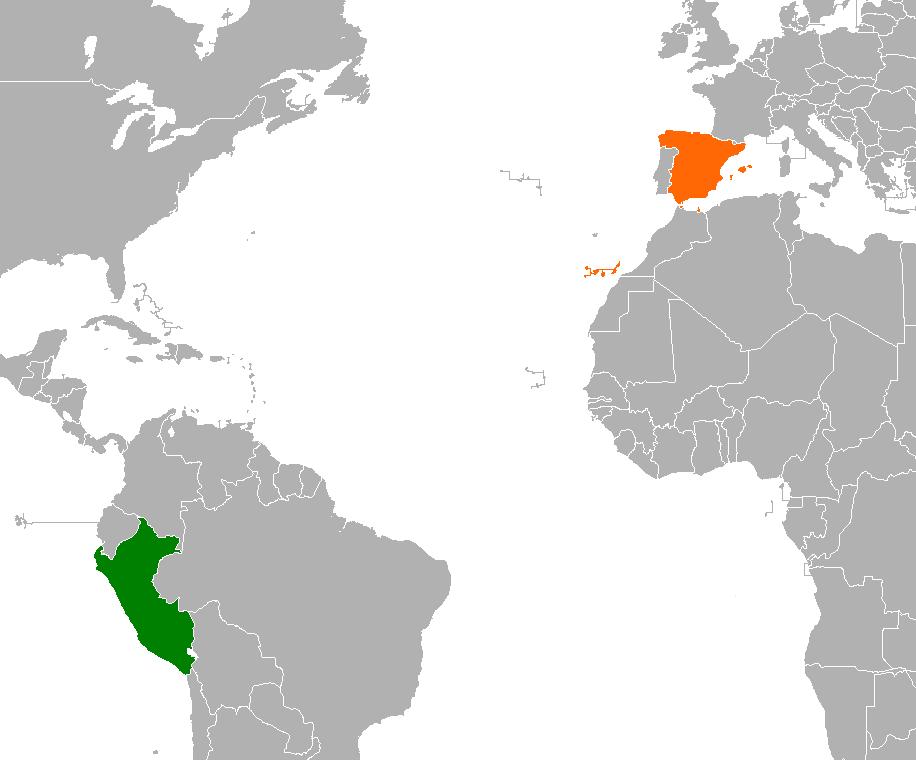 Peru_Spain_Locator