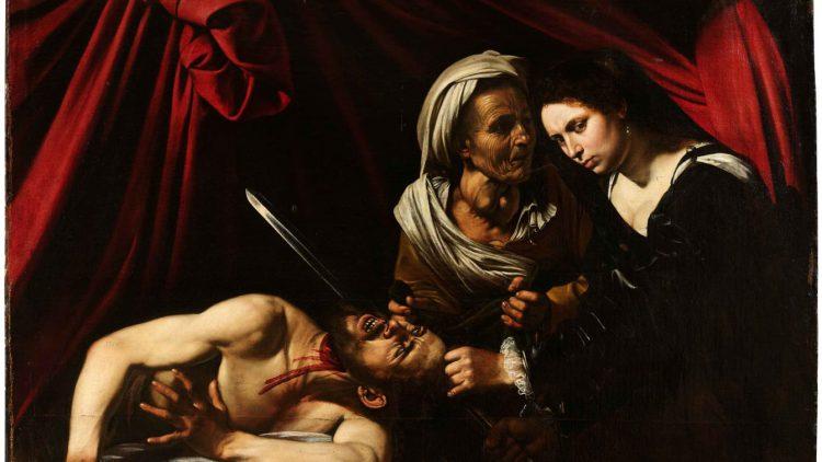 caravaggio-judith-and-holofernes PIC