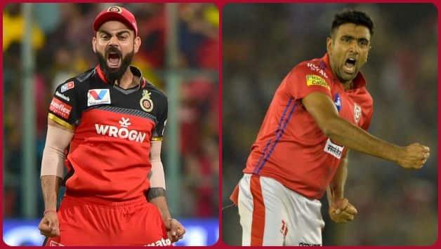 RCB-KXIP-Virat-Kohli-R-Ashwin-IPL-2019