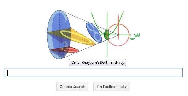 Omar Khayyams 964th Birthday