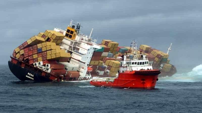 Rena 001 LEAD Maritime NZ