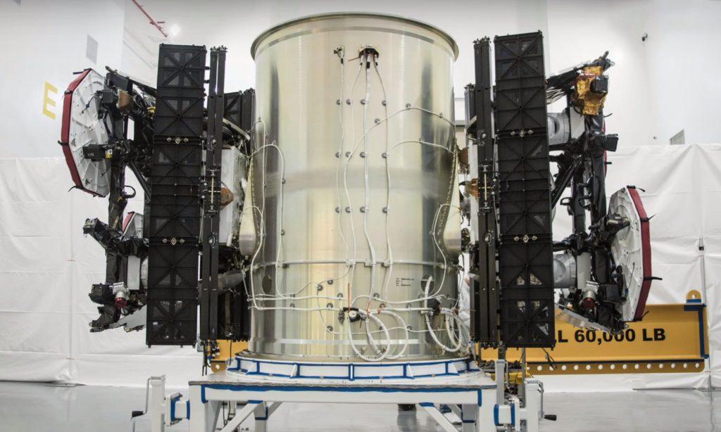 Starlink test satellites SpaceX