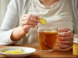 tea ginger