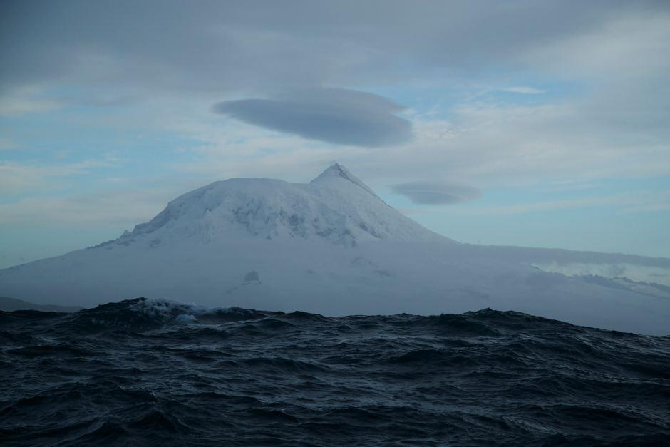Heard Island Australia Tamil Active Volcano