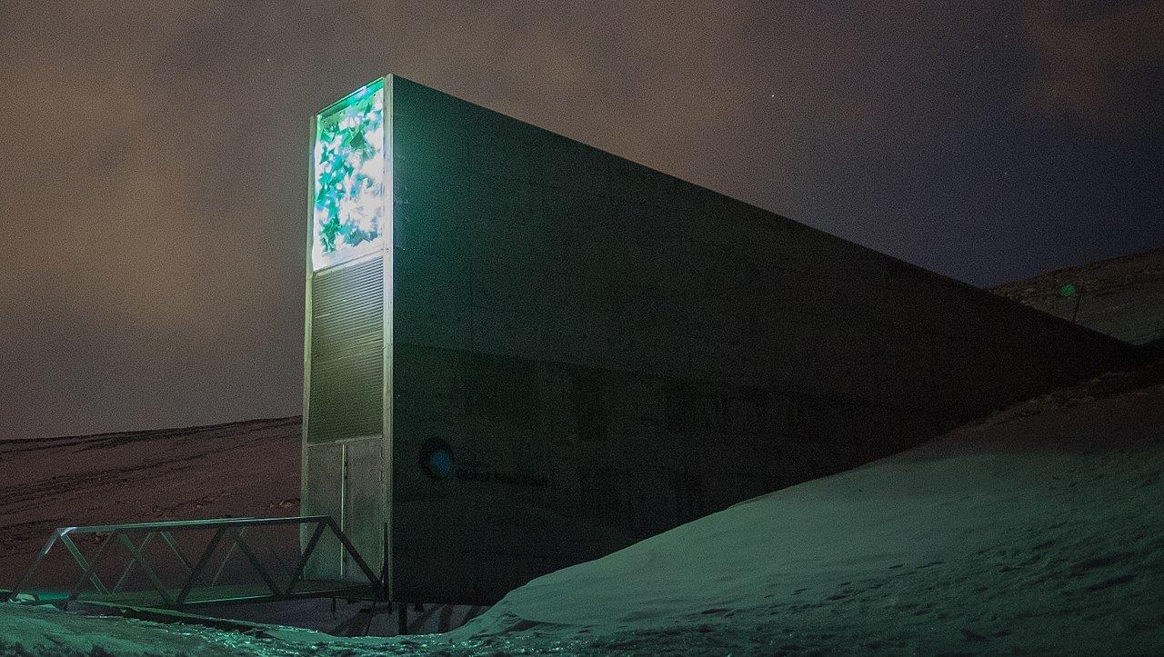 Svalbard Global Seed Vault Tamil