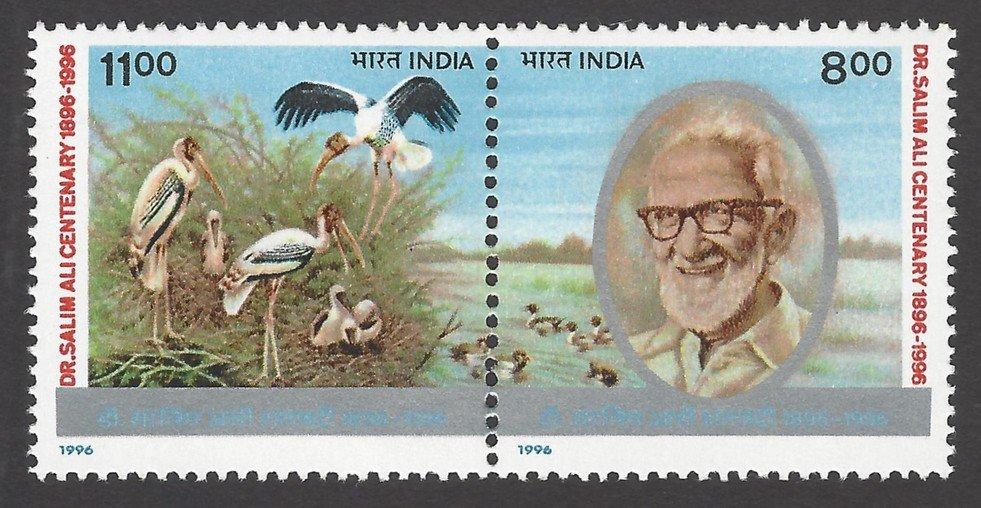 Salim Ali Stamp