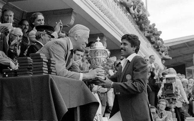 1983 cricket world cup winning team kapildev