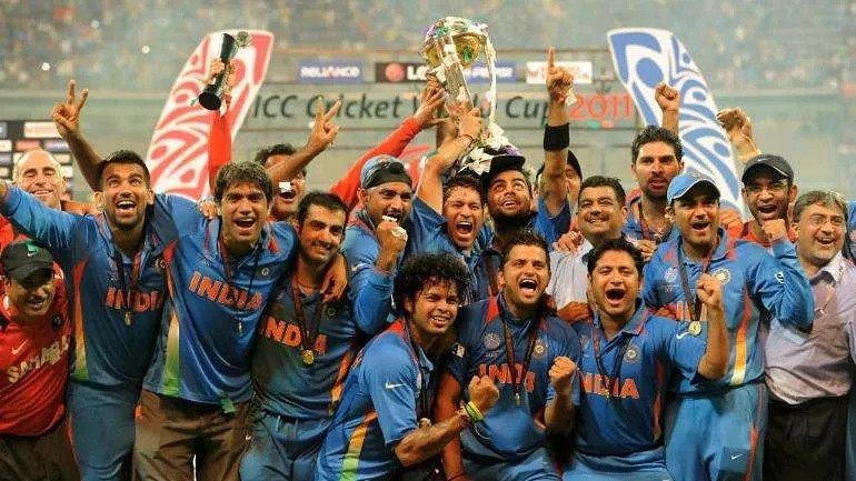 2011 worldcup winning team india dhoni tendulkar