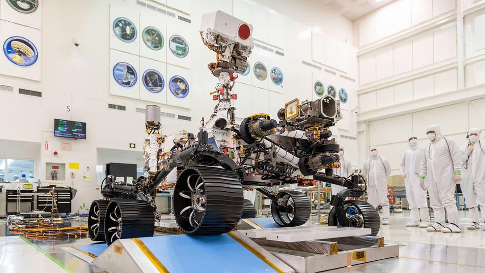 Mars Rover 2020 1