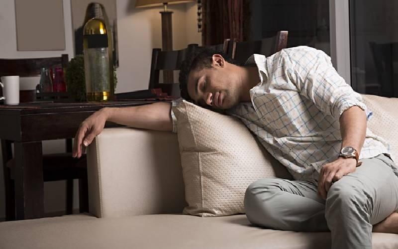 human life sleep