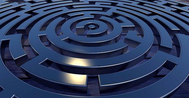maze goal target Labyrinth