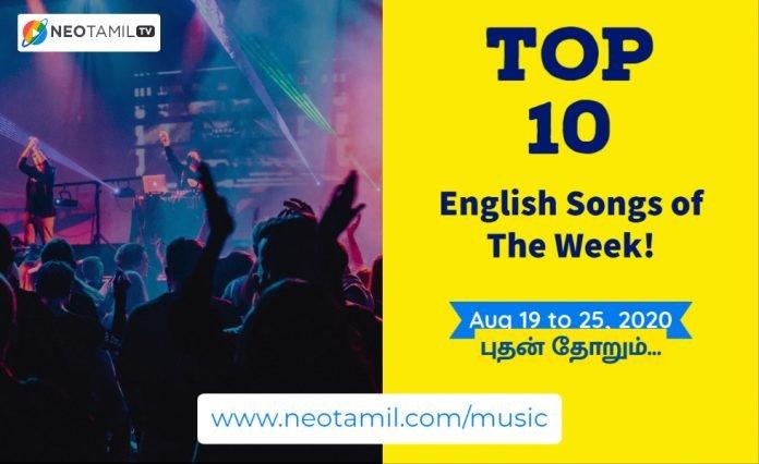 Aug 19 to 25 Top Ten
