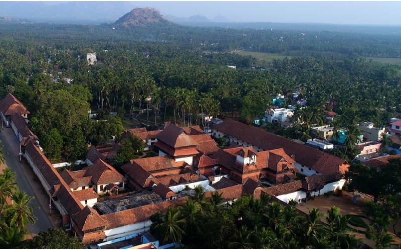 pathmanapapuram palace
