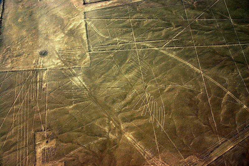 Giant Cat  Nazca  Desert003