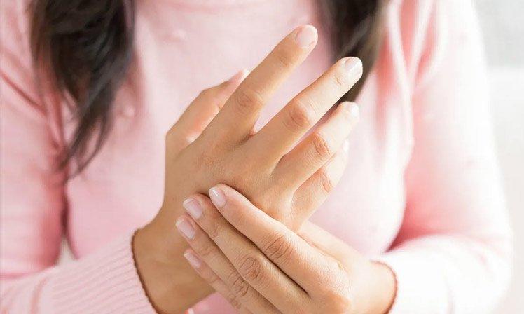 Whatsappitis hand problem