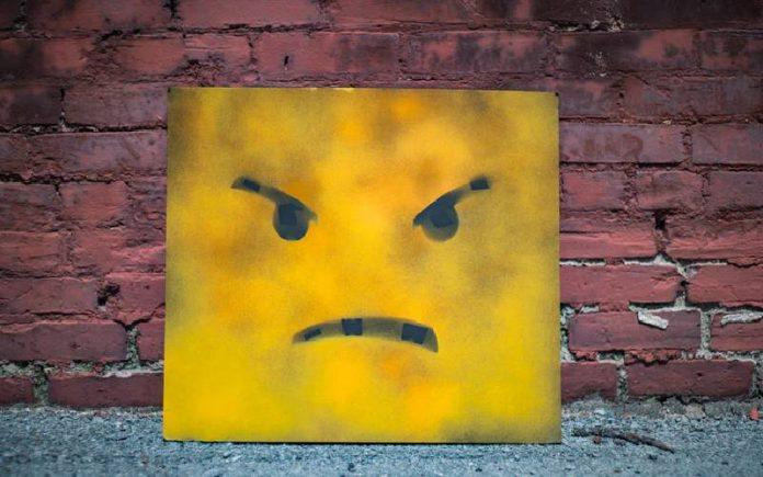 angry 123