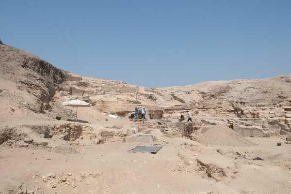 Egypt Saqqara Courtesy Egyptian Ministry of Tourism Antiquities