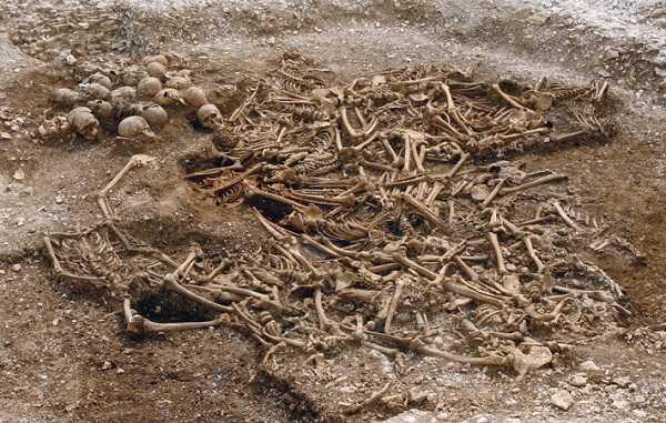 England Viking Mass Grave